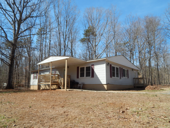 homes for sale in burr hill, va