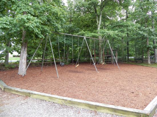 Lake Wilderness, virginia swing set 2