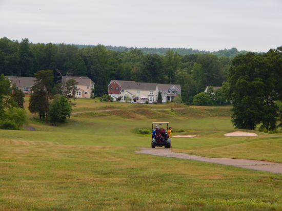 Lake Wilderness, VA golf course