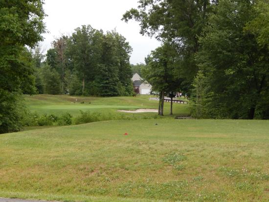 Lake Wilderness, Virginia golf course