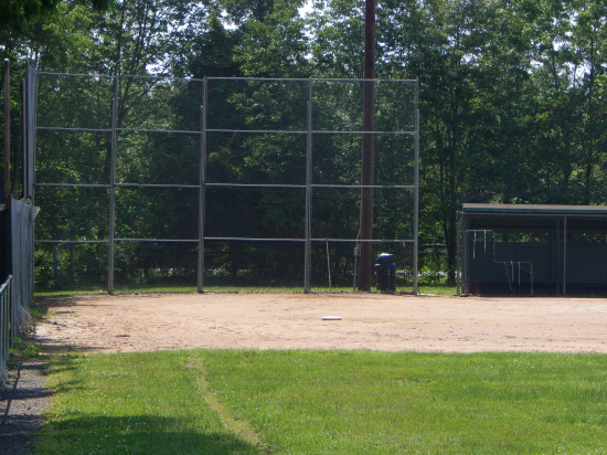 Baseball field Lake of the woods, va