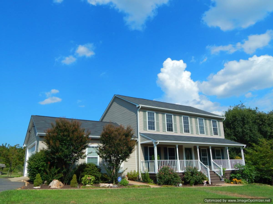 homes for sale in culpeper, va