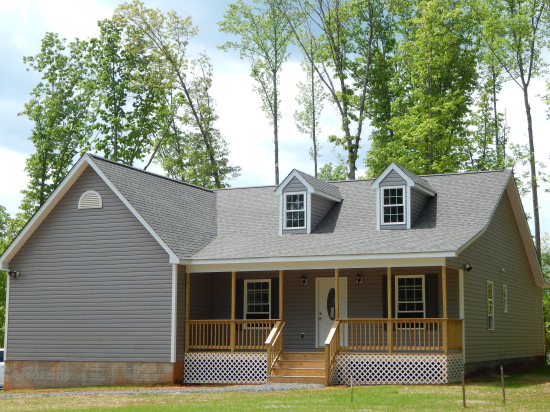 homes for sale near locust grove, va
