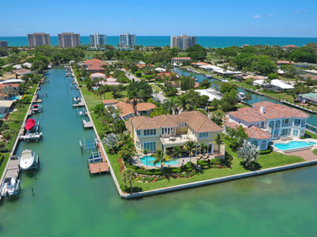 venice florida water front real estate