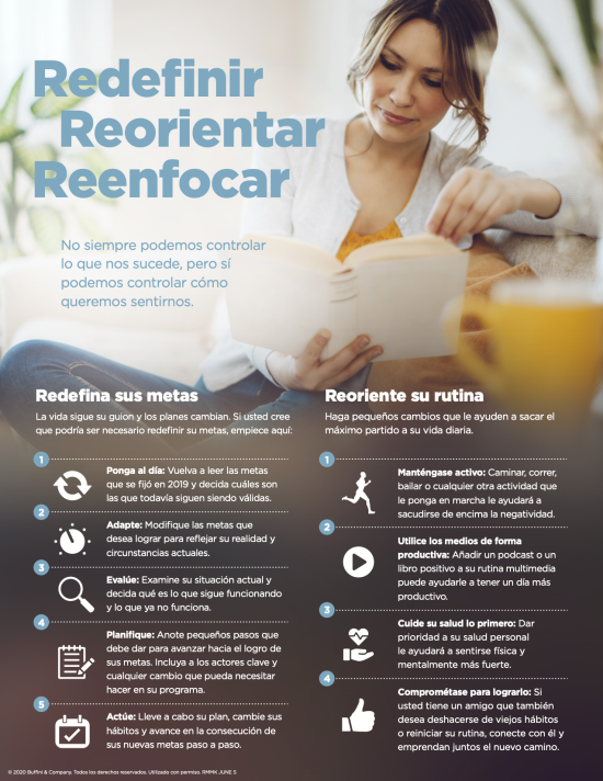 Redefinir, Reorientar, Reenfocar