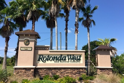 Rotonda West Florida