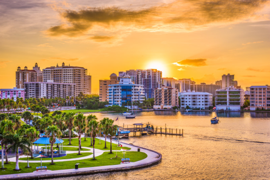 Waterfront Homes in the Sarasota Area