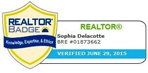 Sophia Delacotte San Jose Realtor