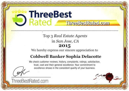 Sophia Delacotte Top Rated San Jose Realtor