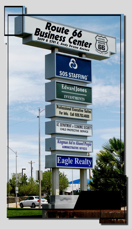 Eagle Realty Route66 Business Center