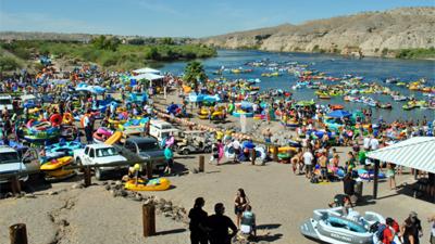 Bullhead City Arizona Bullhead City River Regatta