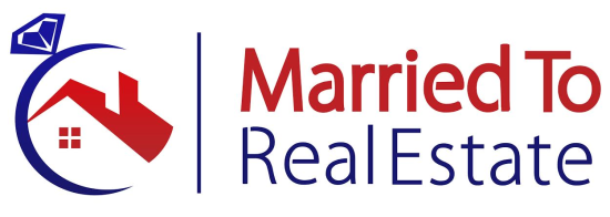 married to real estate logo