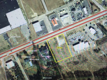 Commercial Lot-US Hwy 76