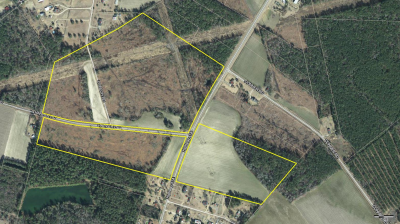 SOLD.  95 ACRES-Harper Rd & Hwy 41A