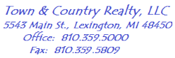 Town & Country Realty, LLC