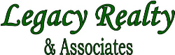Legacy Realty & Associates, Broker: Judy A Ray