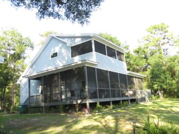 187 Gertie Brown Rd, Sopchoppy, FL 32358