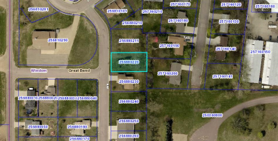 LOT 2, BLOCK 2- 453 River Bluff Drive