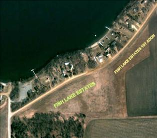 Lot 3 Fish Lake Estates 1st Addition, S. Shore Dr.