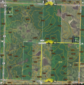 160+/- Acres-Kimball Township