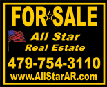 ALL STAR REAL ESTATE - FARMS, HOMES, LAND, RANCHES