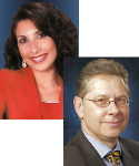 "Bob Beilman & Nina Lupoli<br>""Where Everyone is Treated Like Royalty"""