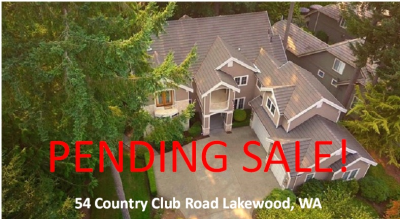 54 Country Club Road SW