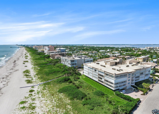 Cape Canaveral Oceanfront Condos for Sale