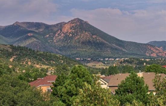 Colorado Springs West Side