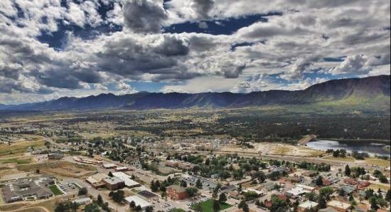 North Colorado Springs