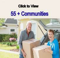 55+ communities button