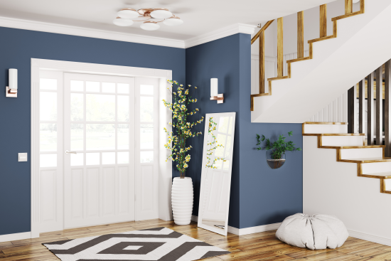 Home with Stairs Image
