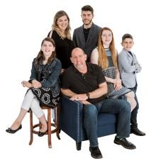 Sean Taylor Family