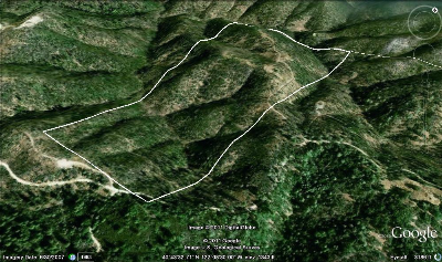 77 Acres, Backbone Ridge Rd