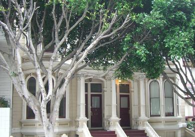 1745 Sutter Street