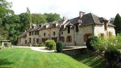 Paris Suburbs (Near Fontainebleau)
