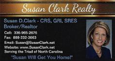 Susan Clark Realty