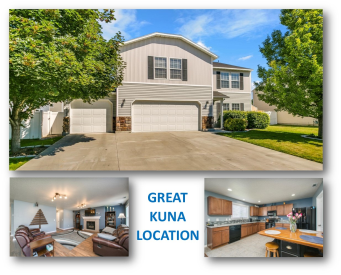 348 E Brush Gulch Ave., Kuna, Id 83634