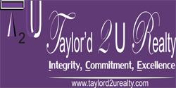 Taylor'd 2 U Realty