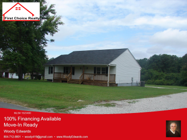 1700 Arrowhead Road, Quinton, VA 23141